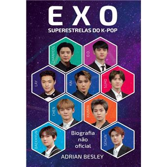 EXO - Superestrelas do K-Pop