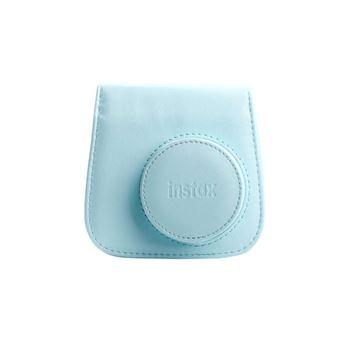 Estojo Fuji para Instax Mini 9 - Azul Gelo