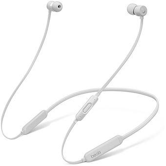 Auriculares Bluetooth BeatsX - Prateado Cetim