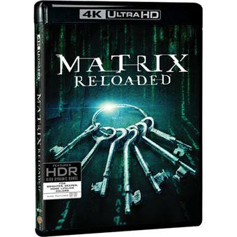 Matrix Reloaded - 4K Ultra HD + 2 Blu-ray