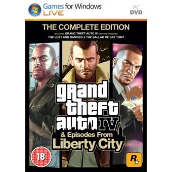 Grand Theft Auto IV: Complete Edition PC