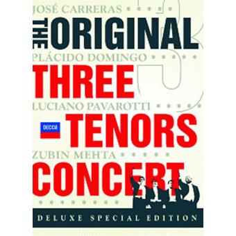 The Original Three Tenors Concert (Deluxe Edition)