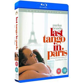 Last Tango in Paris - Blu-ray Importação