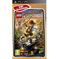 LEGO Indiana Jones 2: The Adventure Continues Essentials PSP