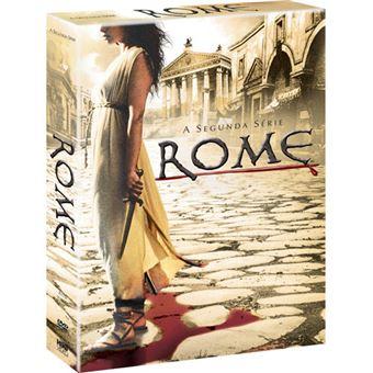 Rome 2ª Temporada - DVD