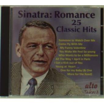 Romance:25 Classic Hits