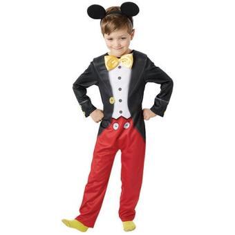 Disfarce Mickey Mouse (Tamanho T 12 a 24 meses)