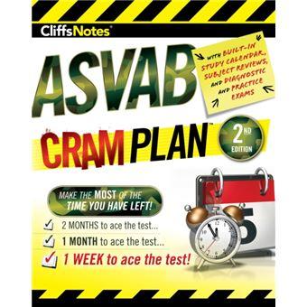 Cliffsnotes asvab cram plan 2nd edi
