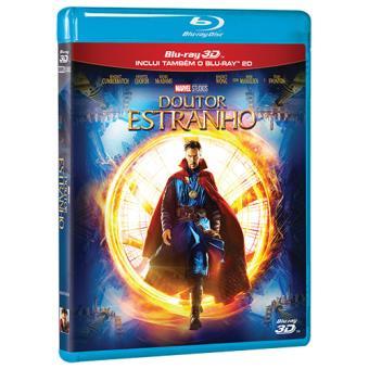 Doutor Estranho (Blu-ray 3D+2D)