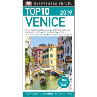 Eyewitness Top 10 Travel Guide - Venice 2019