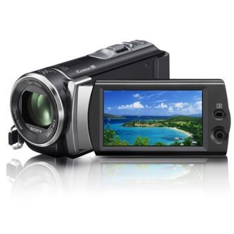 Sony Handycam HDR-CX190E Preta