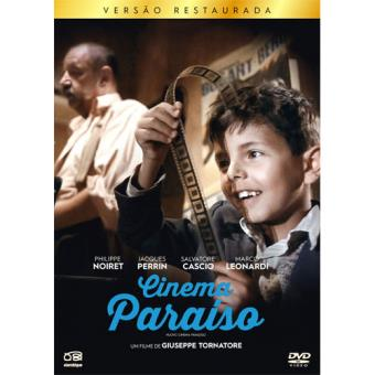 Cinema Paraíso - DVD