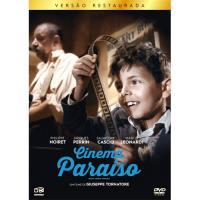 Cinema Paraíso - DVD