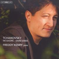 Tchaikovsky: Seasons & Grand Sonata (SACD)