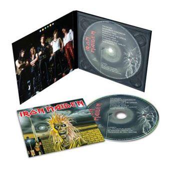 Iron Maiden - CD