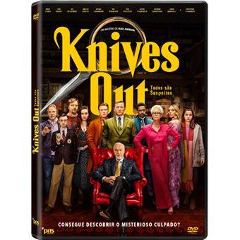 Knives Out: Todos São Suspeitos - DVD