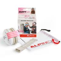 Alpine Protecçao Auditiva Muffy Baby Rosa para Bebé