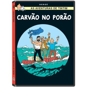 As Aventuras de Tintim – Carvão No Porão