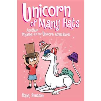 Unicorn of many hats (phoebe and h