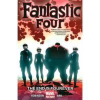 Fantastic Four - Book 4: The End is Fourever