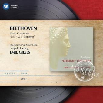 Beethoven   Piano Concertos Nos. 4 & 5