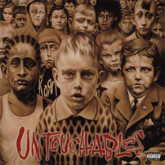 Untouchables - 2LP 12''