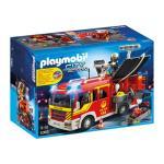 Playmobil City Action 5363 Carro dos Bombeiros com Luzes e Som