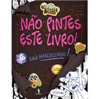 Gravity Falls - Não Pintes Este Livro! Está Amaldiçoado!