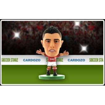 SoccerStarz - SLB 13/14 - Óscar Cardozo