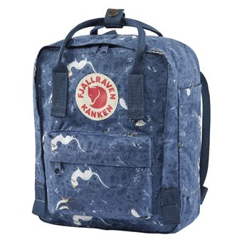 Mochila Kånken Art Blue Fable fjallraven