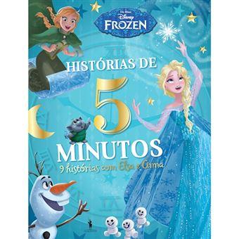 Histórias de 5 Minutos: Frozen