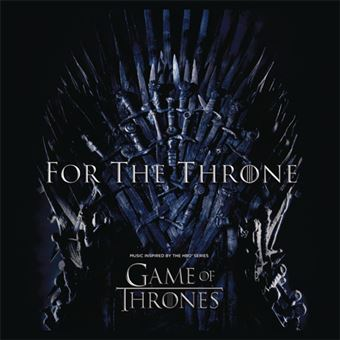 BSO For The Throne - Game of Thrones - CD