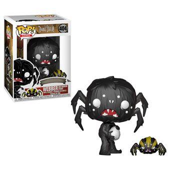 Funko Pop! Don't Starve: Webber and Warrior Spider - 404