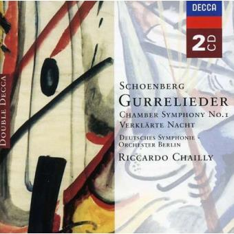 Schoenberg: Gurrelieder (2CD)