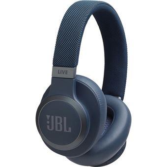 Auscultadores Bluetooth JBL Live 650BTNC - Azul