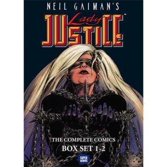 Lady Justice - The Complete Comics