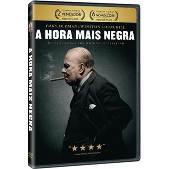 A Hora Mais Negra - DVD