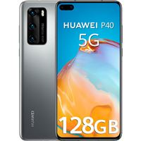 Smartphone Huawei P40 5G - 128GB - Cinzento
