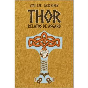 Thor-relatos de asgard-marvel gold