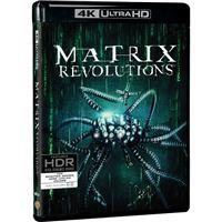 Matrix Revolutions - 4K Ultra HD + 2 Blu-ray