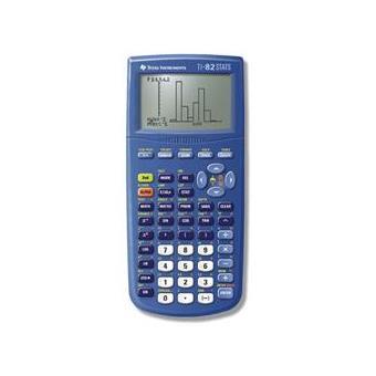 Texas Instruments Calculadora TI-82 Stats