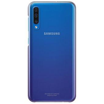Capa Samsung Gradation para Galaxy A50 - Violeta