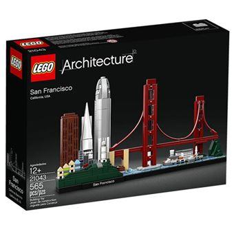 LEGO Architecture 21043 São Francisco