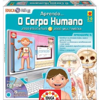 Aprendo ... O Corpo Humano