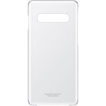 Capa Samsung Clear para Galaxy S10 - Transparente
