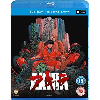 Akira - Blu-ray Importação