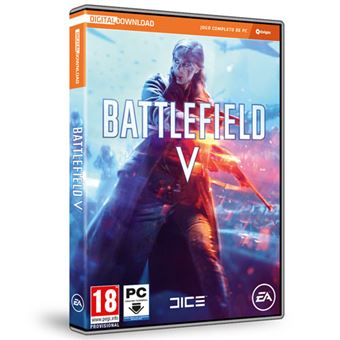 Battlefield V - Code in a Box - PC