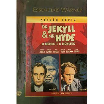 O Médico e o Monstro - DVD