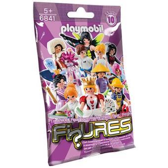 Playmobil Figures 6841 Sortido Minifiguras Meninas Série 10