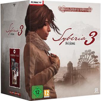 Syberia 3 Collector's Edition PC